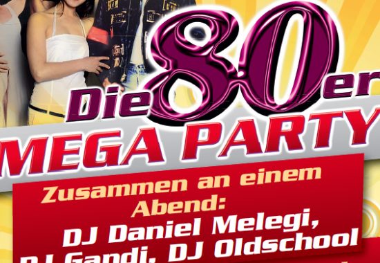 80er-MEGAPARTY