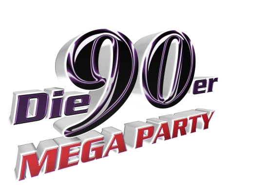90er Megaparty Winter 2017