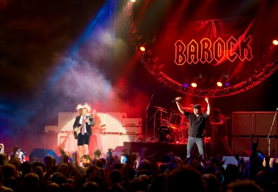 BAROCK – The True Sound Of AC/DC