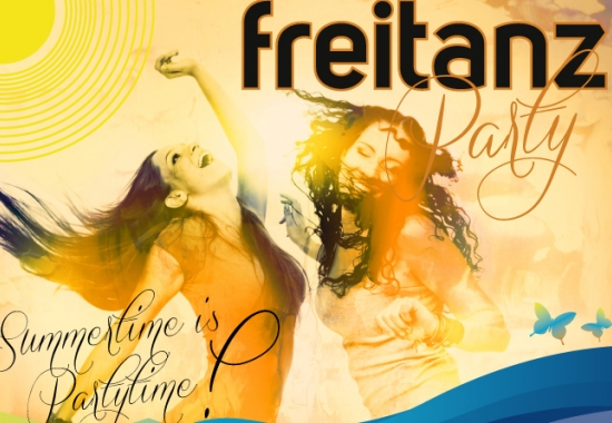 FREITANZ-Party – Summertime is Partytime!