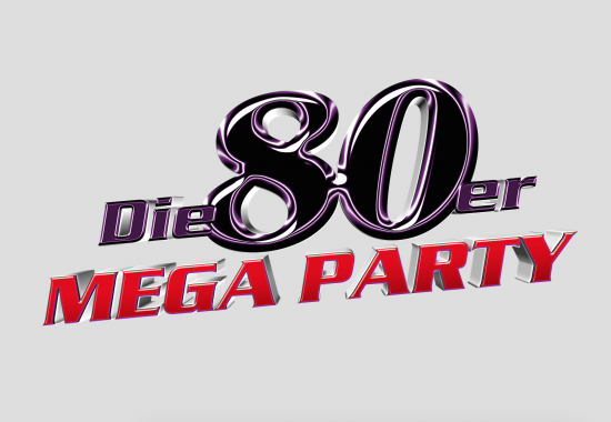 80er Megaparty