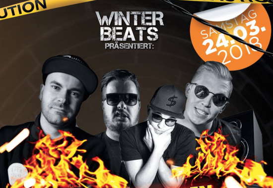 HOT ´n´ DIRTY - 10 JAHRE Winterbeats