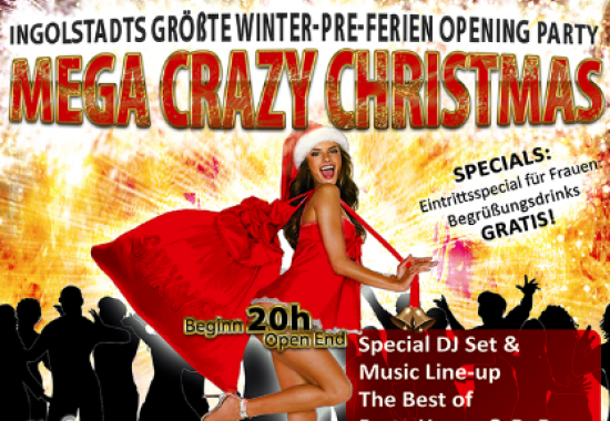 MEGA CRAZY CHRISTMAS!!!