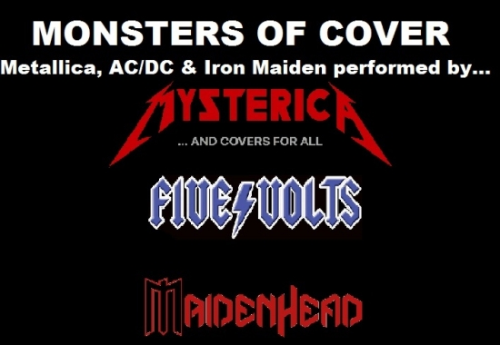 MONSTERS OF COVER feat. Five Volts (ACDC)