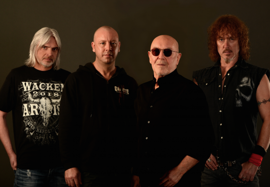 "NAZARETH ""50th Anniversary Tour"""