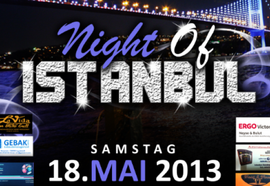 Night Of Istanbul