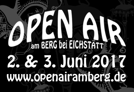 OPEN AIR AM BERG 2017