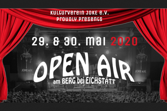 Open Air am Berg 2021
