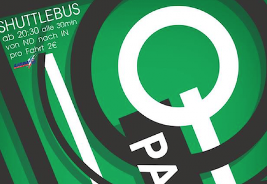 Q-Party / Descartes Gymnasium Neuburg