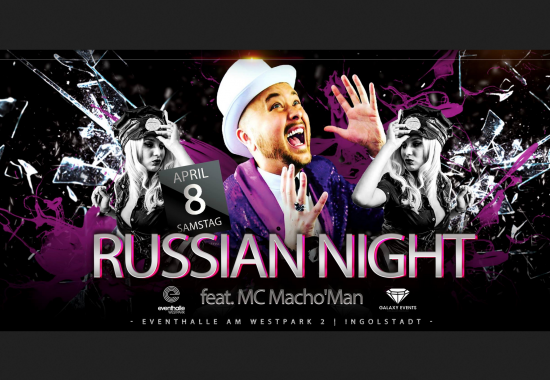 Russian Night feat. MC Macho Man