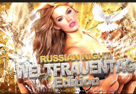 Russian Night - Weltfrauentag Edition