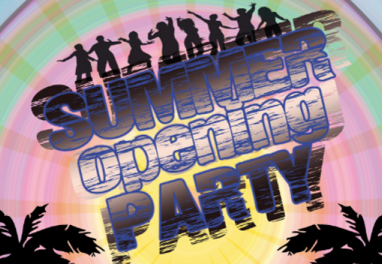SUMMER OPENING PARTY mit ...