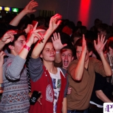 HIGHNACHTSFEIER mit MASHUP GERMANY & guests