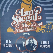 IAN SIEGAL & THE MISSISSIPPI MUDBLOODS + guests: The Gunmen